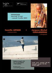 Exposition Jean Michel Coulandeau & Camille Lepage